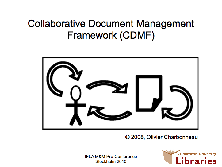 Collaborative Document Management Framework